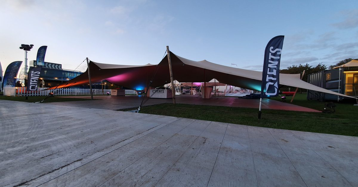 Festival and event tents