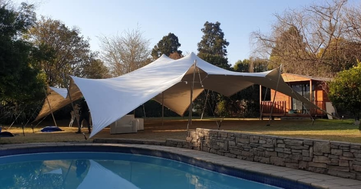 Home tent hire